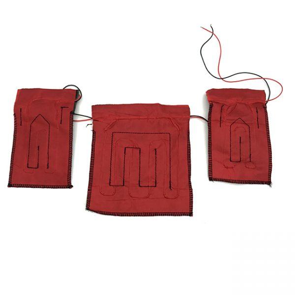Garment Electric heating panel (8)